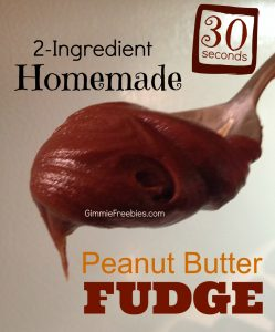 Easy Reese's Peanut Butter Fudge Recipe (Ready in 30 Seconds!)