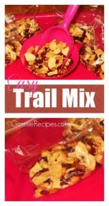 Easy DIY Trail Mix Recipe + 5 Healthy Ingredient Ideas