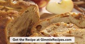 Werther's Pumpkin Spice Caramel Bread